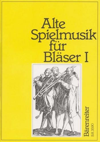 Old German Dances for Winds. Vol.1 : Brass: (Barenreiter)