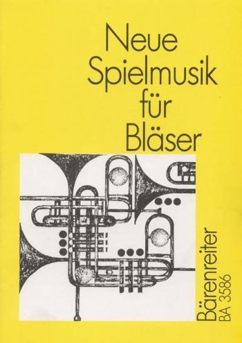 New Music for Brass. : Brass Ensemble: (Barenreiter)