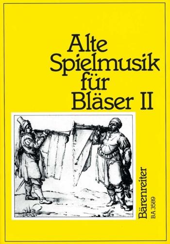 Old Music for Brass, Vol.2. : Brass Ensemble: (Barenreiter)