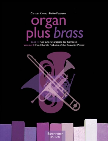 Organ Plus Brass Vol.2. : Organ: (Barenreiter)
