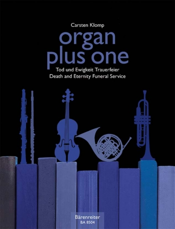 Organ Plus One. : Score & parts: (Barenreiter)