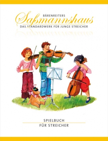 Playing Pieces for Strings.  Orchestral School for Children (G). : String Trio: (Barenreiter)
