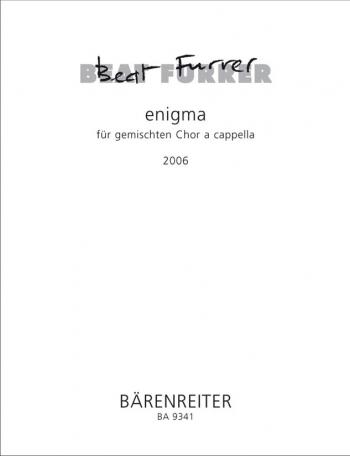 enigma (2006). : Choral: (Barenreiter)