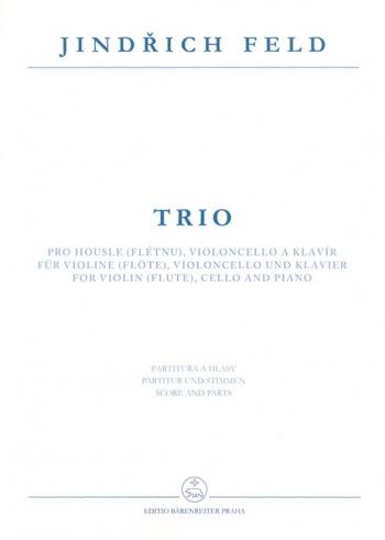 Trio (1972). : Mixed Ensemble: (Barenreiter)