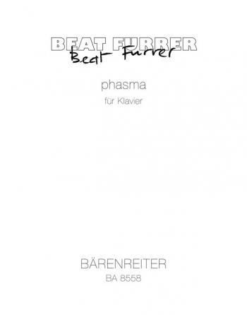 phasma (2002). : Piano: (Barenreiter)