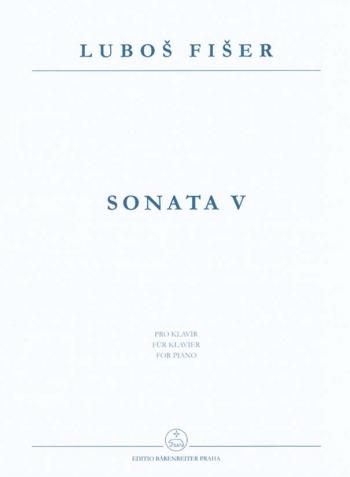 Sonata V (1974). : Piano: (Barenreiter)