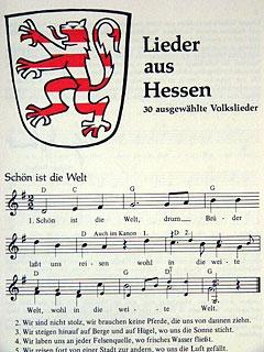Songs from Hesse.  30 Selected Folk Songs (G). : Choral: (Barenreiter)