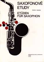 Studies for Saxophone. : Saxophone: (Barenreiter)