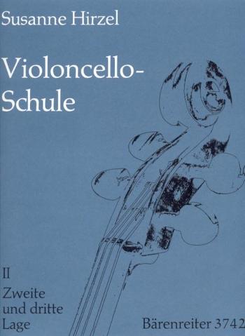 Cello Method, Vol. 2: Second and Third Position (G). : Cello: (Barenreiter)