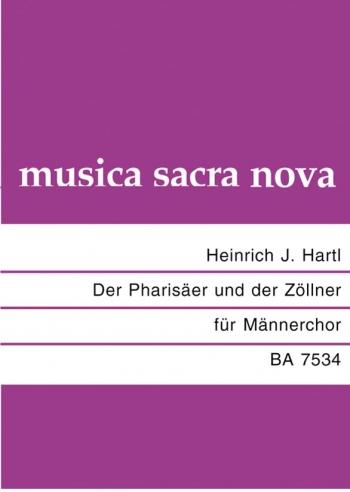 Der Pharisaeer und der Zoellner. : Choral: (Barenreiter)