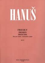 Frescoes, Op.51 (1961). : Mixed Ensemble: (Barenreiter)