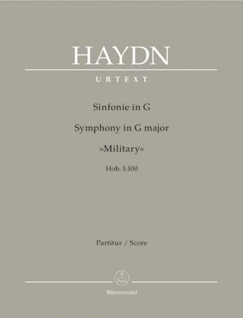 Symphony No.100 in G (The Military) (Hob.I:100) (Urtext). : Large Score Paperback: (Barenreiter)