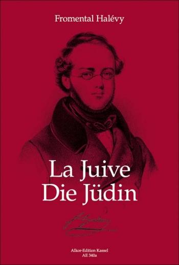 La Juive (complete opera) (Urtext). : Vocal Score: (Barenreiter)