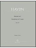 Symphony No. 97 in C (Hob.I:97) (Urtext). : Wind set: (Barenreiter)