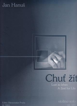 Zest for Life, A, Op.127 (2000). : Violin: (Barenreiter)