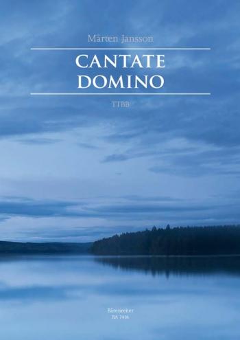 Cantate Domino (Psalm 96 1-3) (L). : Choral: (Barenreiter)