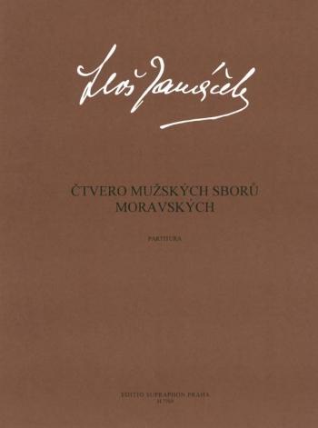 Moravian Male Choruses (4) (Cz). : Choral: (Barenreiter)