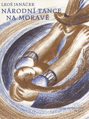 Moravian Folk Dances. : Piano 4 hands: (Barenreiter)