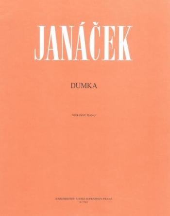 Dumka. : Violin & Piano: (Barenreiter)
