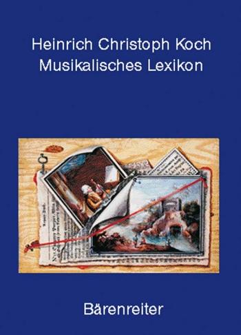 Musikalische Lexicon (G). Facsimile reprint of the 1802 edition.: Book: (Barenreiter)