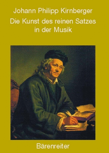Die Kunst des reinen Satzes in der Musik.  Facsimile Reprint of the 1771 Berlin edition (G).: Book:
