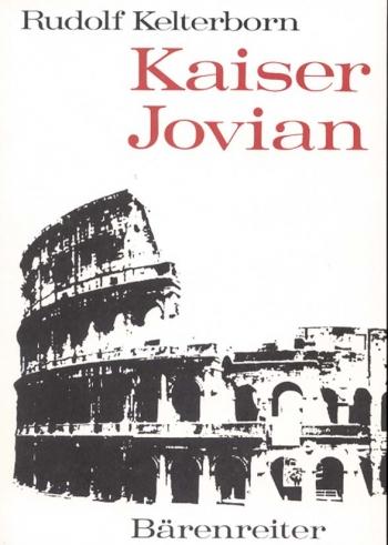 Kaiser Jovian. Opera (1964/66) (G). : Vocal Score: (Barenreiter)
