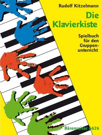 Die Klavierkiste Vol.1 (G). : Piano: (Barenreiter)