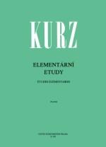 Etudes Elementaires I (Cz). : Piano: (Barenreiter)