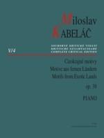 Motifs from Exotic Lands, Op.38 (1958/59). : Piano: (Barenreiter)