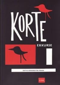 Exkurse - Excursion.  A Cycle of Instructive Pieces for Piano. : Piano: (Barenreiter)