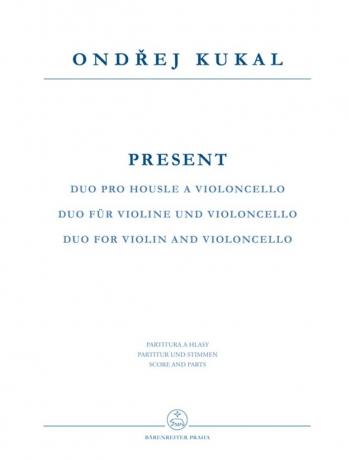 Present, Op.12 (1992). : String Duo: (Barenreiter)
