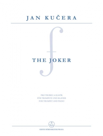 Joker, The (2009). : Trumpet: (Barenreiter)
