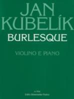 Burlesque (1928). : Violin & Piano: (Barenreiter)