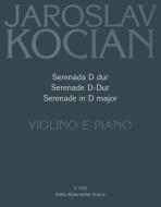 Serenade in D. : Violin & Piano: (Barenreiter)