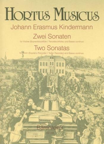 Sonatas (2). : Violin & Piano: (Barenreiter)