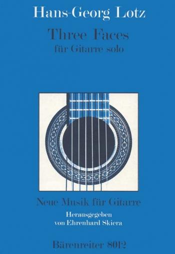 Faces (3). : Guitar: (Barenreiter)
