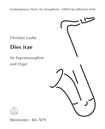 Dies irae (1990). : Saxophone: (Barenreiter)