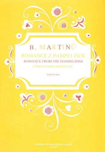 Romance from the Dandelions, The (Cz-G-E) : Choral: (Barenreiter)