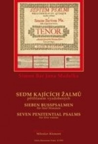 Penitential Psalms (7) for five voices (L). : Choral: (Barenreiter)