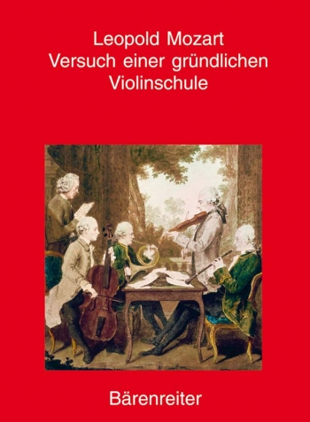 Versuch einer grundlichen Violinschule. Facsimile reprint of the first edition 1756 (G).: Book: (Bar