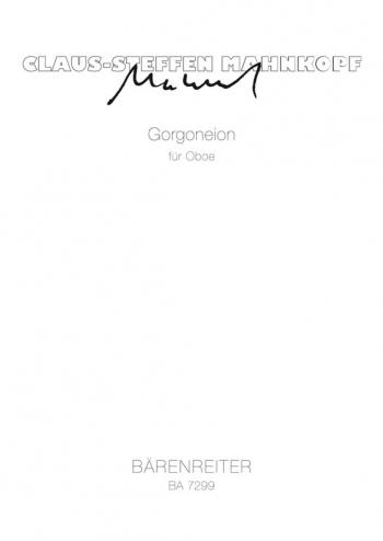 Gorgoneion (1990). : Oboe: (Barenreiter)