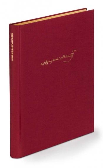 Zaide (complete opera) (Das Serail) (G) (K.344) (K.336b) (Urtext). : Large Score: (Barenreiter)
