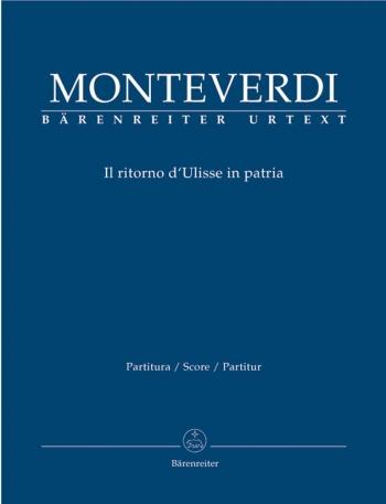 Il ritorno d'Ulisse in patria (It) (Urtext). : Large Score: (Barenreiter)