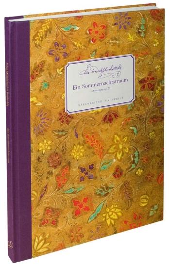 Midsummer Night's Dream, A.  Concert Overture Op.21 (Urtext). : : (Barenreiter)