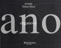 Nyepi (1993, rev. 1996). : Organ: (Barenreiter)