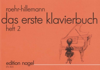 First Piano Book, Vol. 2: The range of the major scale (G). : Piano: (Barenreiter)