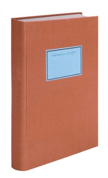 Symphoniae sacrae III, Complete, No.11 - 14 (SWV 408-411). : Choral: (Barenreiter)
