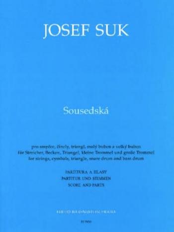 Sousedska (1935). : Mixed Ensemble: (Barenreiter)