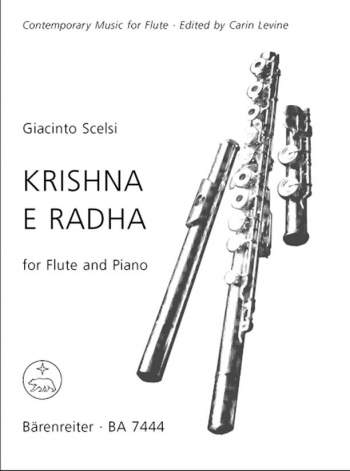 Krishna e Radha : Flute & Piano: (Barenreiter)