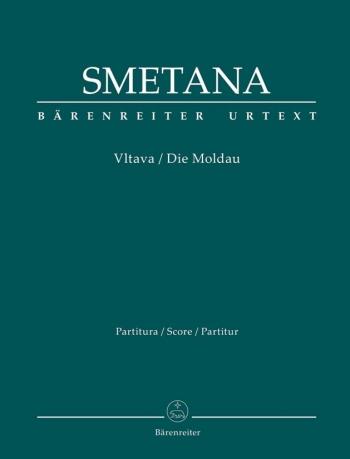 Vltava (The Moldau) (Urtext). : Large Score Paperback: (Barenreiter)